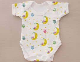 #24 para Create a pattern for baby clothes por satishvik2020