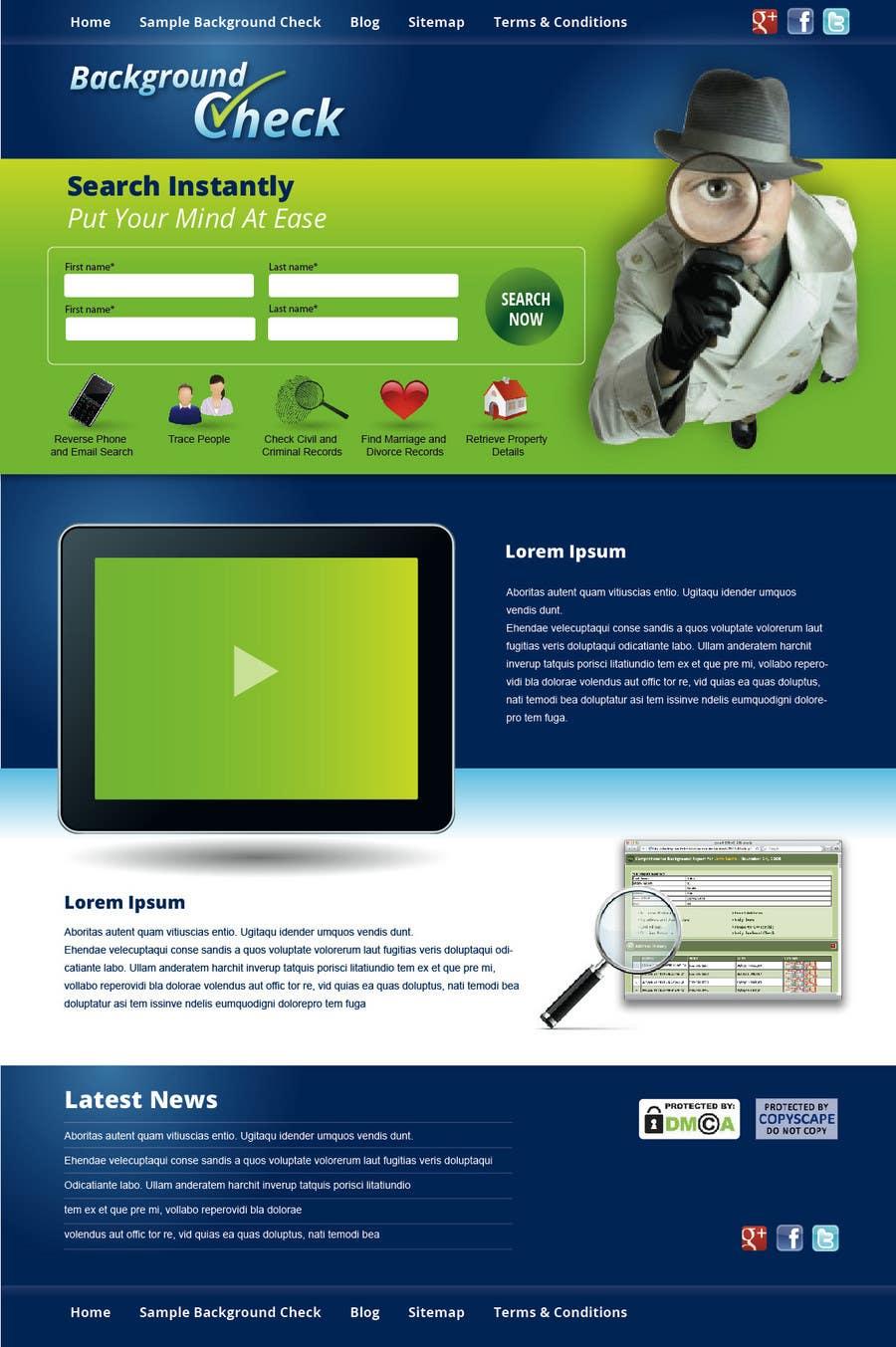 #27 for Website Design for Innovalist by krisztiankerek