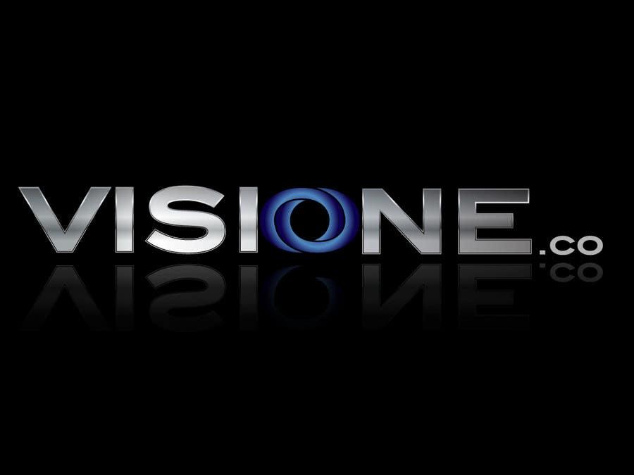 """Inscrição nº                                         93                                      do Concurso para                                         logo design for """"visione.co"""""""