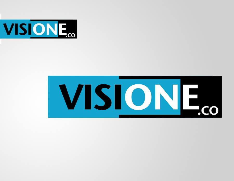 """Inscrição nº                                         61                                      do Concurso para                                         logo design for """"visione.co"""""""