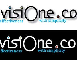 "#197 para logo design for ""visione.co"" por justwoomass"