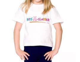 #116 para Design a logo for a website named kidsclobber.com.au por madlabcreative