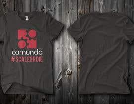 #4 untuk Design a T-Shirt for camunda / scale or die oleh mercado1990
