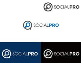 #156 for Logo Design for SOCIALPRO by coldwaldreyes