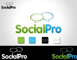 #110 for Logo Design for SOCIALPRO by blackbilla