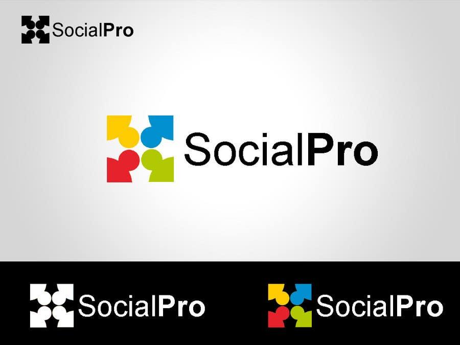 Contest Entry #                                        147                                      for                                         Logo Design for SOCIALPRO
