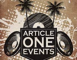 #106 for Design a Logo for 'Article One Events' af hazeemmuhammed