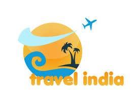 Nro 7 kilpailuun Design a Logo for Travel India käyttäjältä debanjan999