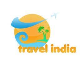Nro 12 kilpailuun Design a Logo for Travel India käyttäjältä debanjan999