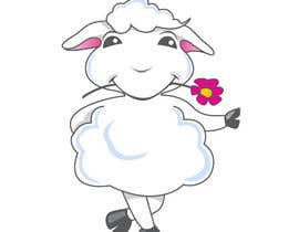 #12 untuk Mascot for Website - A Sheep oleh yourdesigns