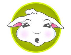 nº 10 pour Mascot for Website - A Sheep par yourdesigns