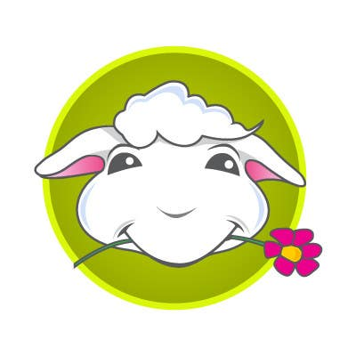 Contest Entry #                                        7                                      for                                         Mascot for Website - A Sheep