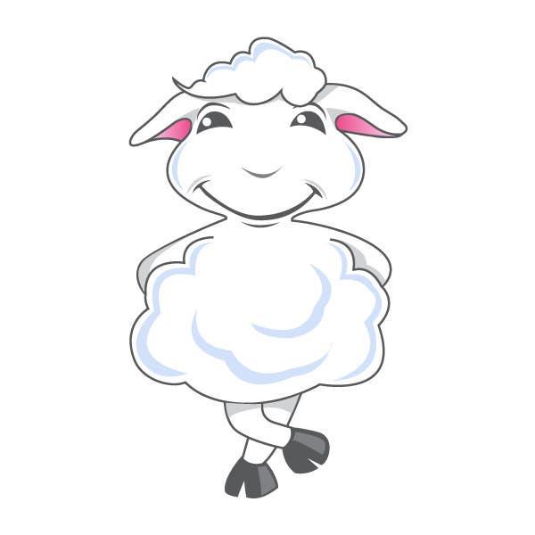 Konkurrenceindlæg #13 for Mascot for Website - A Sheep