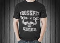 Graphic Design Konkurrenceindlæg #11 for Proposez un graphisme pour un t-shirt d'une salle de CrossFit
