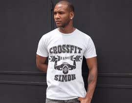 #12 for Proposez un graphisme pour un t-shirt d'une salle de CrossFit by sellakh32