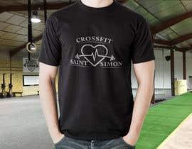 #27 for Proposez un graphisme pour un t-shirt d'une salle de CrossFit af sellakh32