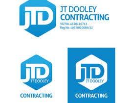 #126 untuk Design a Logo for JT Dooley Contracting oleh AndrewFelixRose
