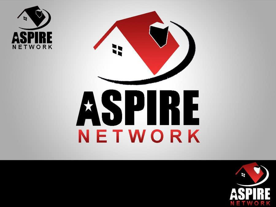 Inscrição nº 496 do Concurso para Logo Design for ASPIRE Network
