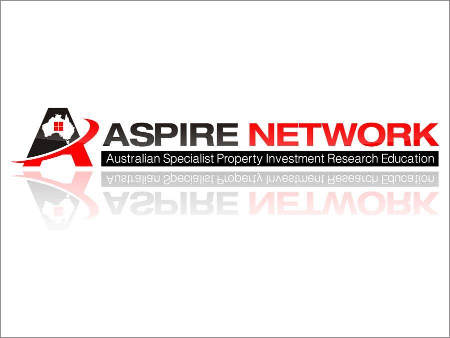 #273 for Logo Design for ASPIRE Network by winarto2012