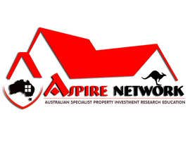 nº 377 pour Logo Design for ASPIRE Network par Gangiredd