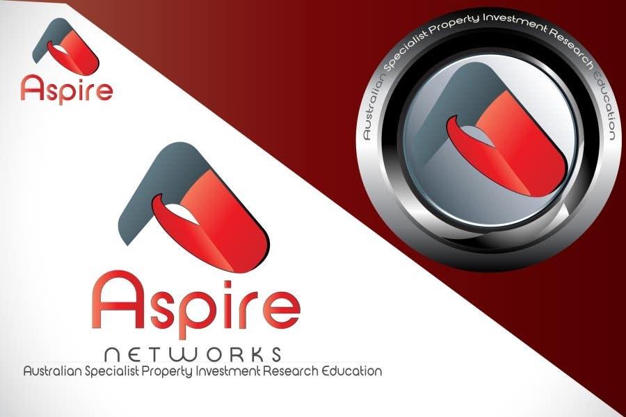 #239 for Logo Design for ASPIRE Network by zeuslogoman
