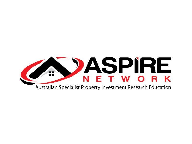 Penyertaan Peraduan #408 untuk Logo Design for ASPIRE Network