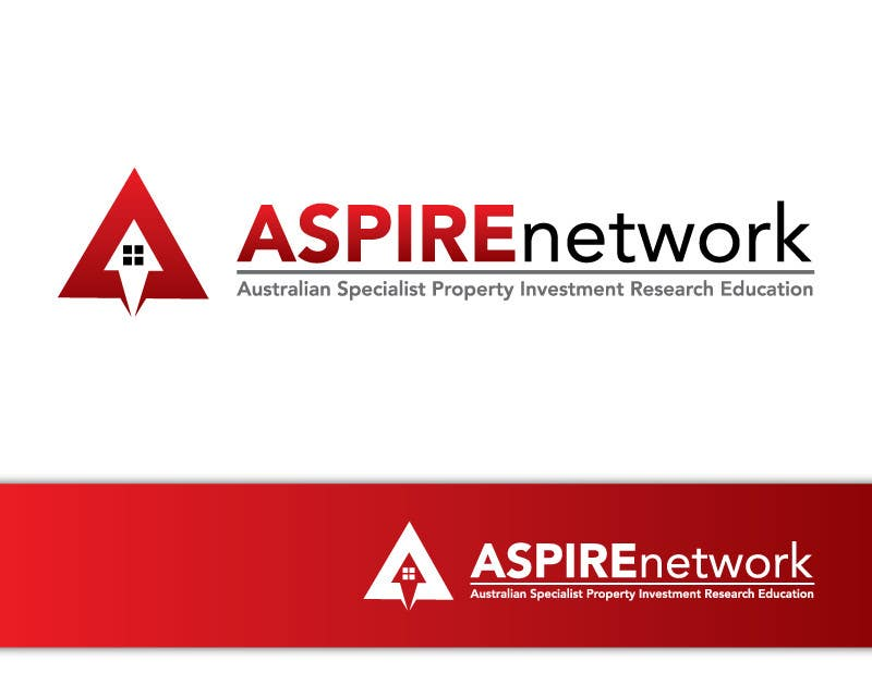 #105 for Logo Design for ASPIRE Network by foxxed