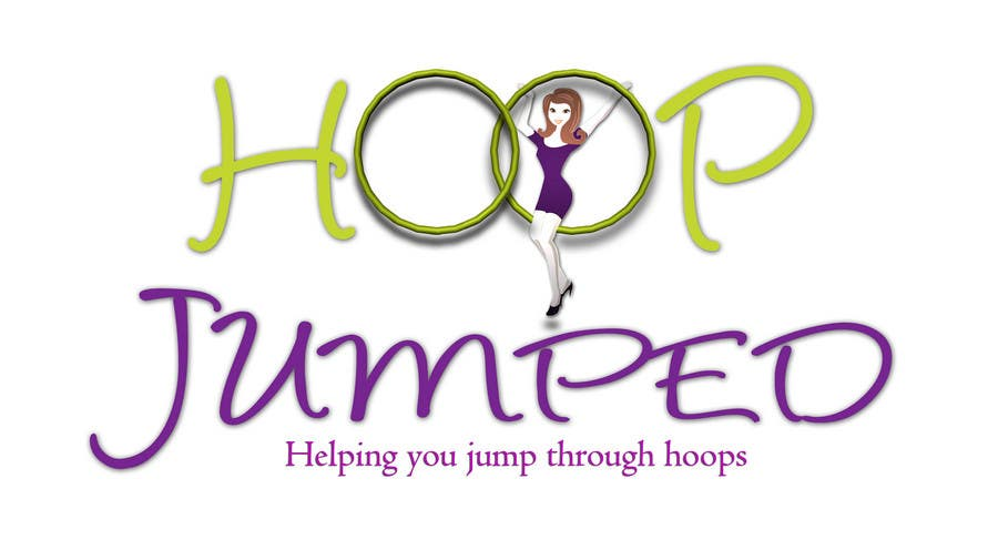 Contest Entry #                                        84                                      for                                         Logo Design for Hoop Jumped