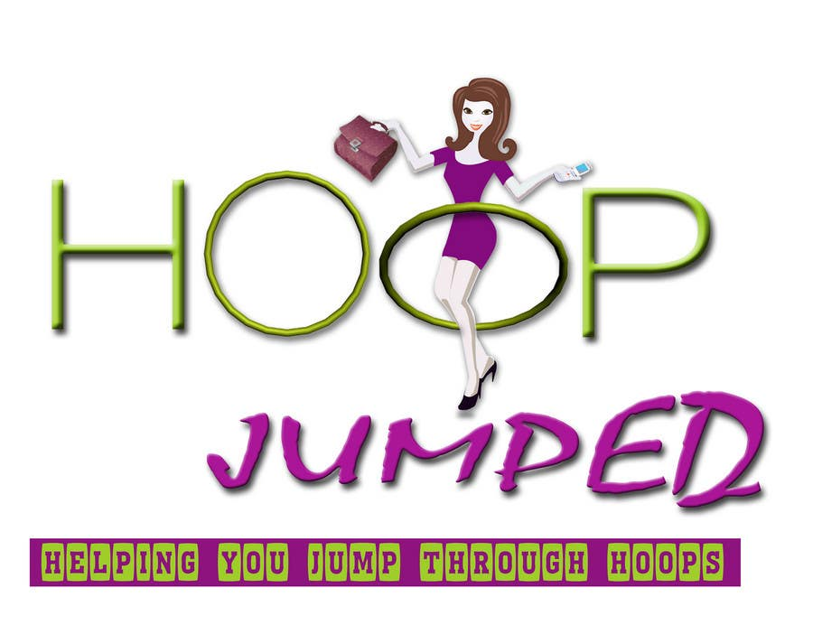 Contest Entry #                                        69                                      for                                         Logo Design for Hoop Jumped