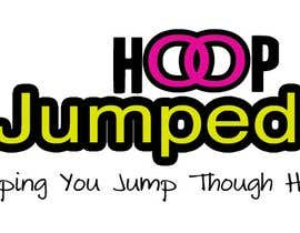 Cakezilla님에 의한 Logo Design for Hoop Jumped을(를) 위한 #2