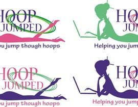#40 สำหรับ Logo Design for Hoop Jumped โดย Kalevan