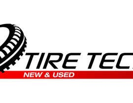 #30 for i need a logo design for Tire Techs by sujicn