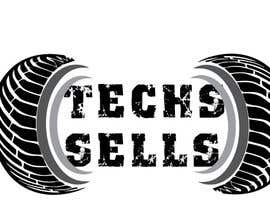 #6 for i need a logo design for Tire Techs by pointlesspixels