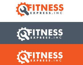 #14 for Design a Logo for my company called FITNESS EXPRESS, Inc by ramandesigns9