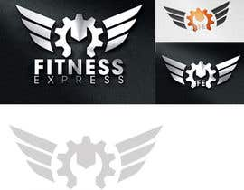 #123 for Design a Logo for my company called FITNESS EXPRESS, Inc by muresanalexandru