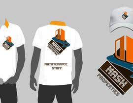 Nro 23 kilpailuun Design a T-Shirt for Apartment Maintenance Staff käyttäjältä amitshah91