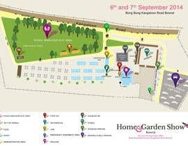 #14 untuk I need some Graphic Design for a location map for event oleh chancalkmr