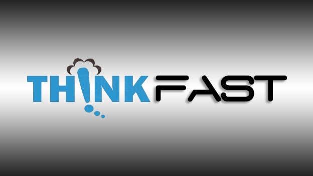 Konkurrenceindlæg #                                        33                                      for                                         Graphic Design for Think Fast