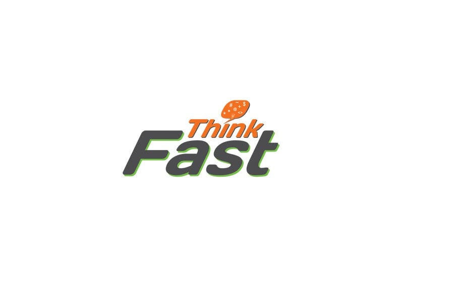 #65 for Graphic Design for Think Fast by Khimraj
