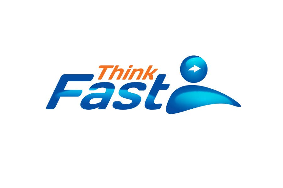 #79 for Graphic Design for Think Fast by Khimraj