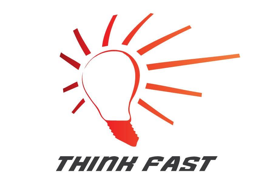 Konkurrenceindlæg #                                        8                                      for                                         Graphic Design for Think Fast