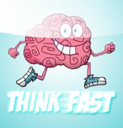 #19 for Graphic Design for Think Fast by danielmntr