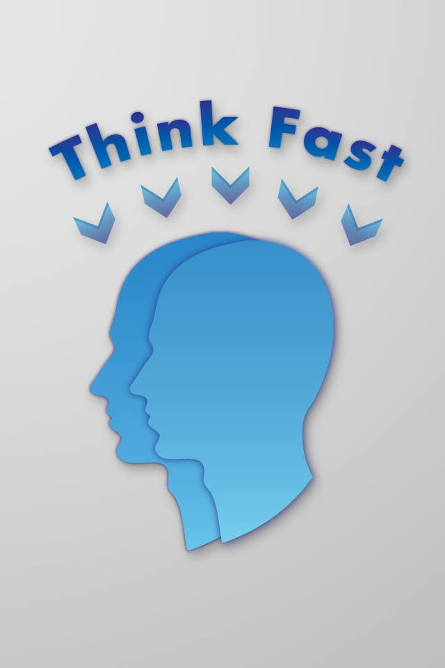 #69 for Graphic Design for Think Fast by bixiz