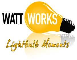 #8 untuk Watt Works podcast thumbnails oleh Slik21