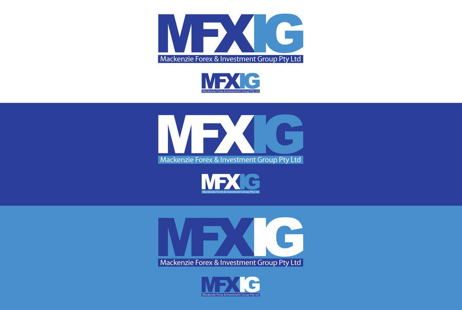 Konkurrenceindlæg #                                        17                                      for                                         Logo Design for Mackenzie Forex & Investment Group Pty Ltd