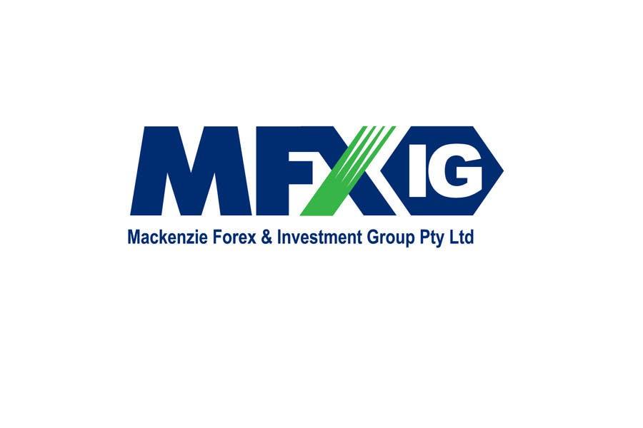 Konkurrenceindlæg #                                        103                                      for                                         Logo Design for Mackenzie Forex & Investment Group Pty Ltd