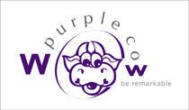 Bài tham dự #239 về Graphic Design cho cuộc thi WOW! Purple Cow - Logo Design for wowpurplecow.com - Lots of creative freedom, Guaranteed Winner!