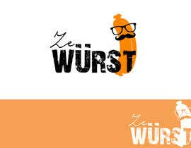 #17 for Ze Wurst Food Truck Logo af singhharpreet60