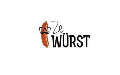 #5 para Ze Wurst Food Truck Logo por alainperdomo