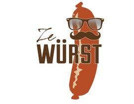 #2 for Ze Wurst Food Truck Logo af dworker88